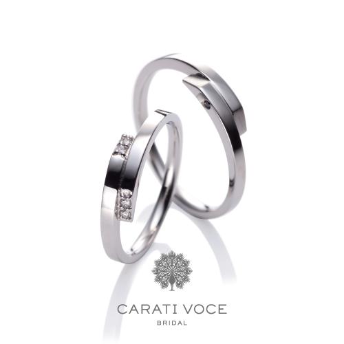 仙台 結婚指輪 婚約指輪 ブランド キャラティヴォーチェ