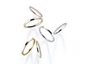 アーカーの結婚指輪