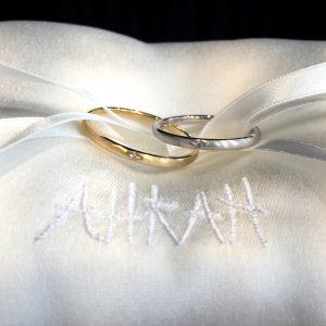 アーカー 結婚指輪