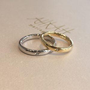 アーカー結婚指輪