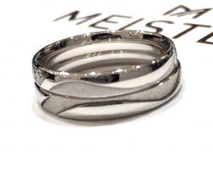 結婚指輪 鍛造 仙台 山形