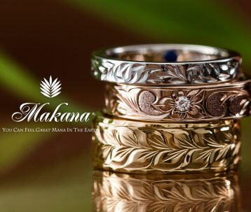 マカナ結婚指輪