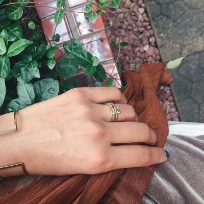 オレッキオ結婚指輪婚約指輪
