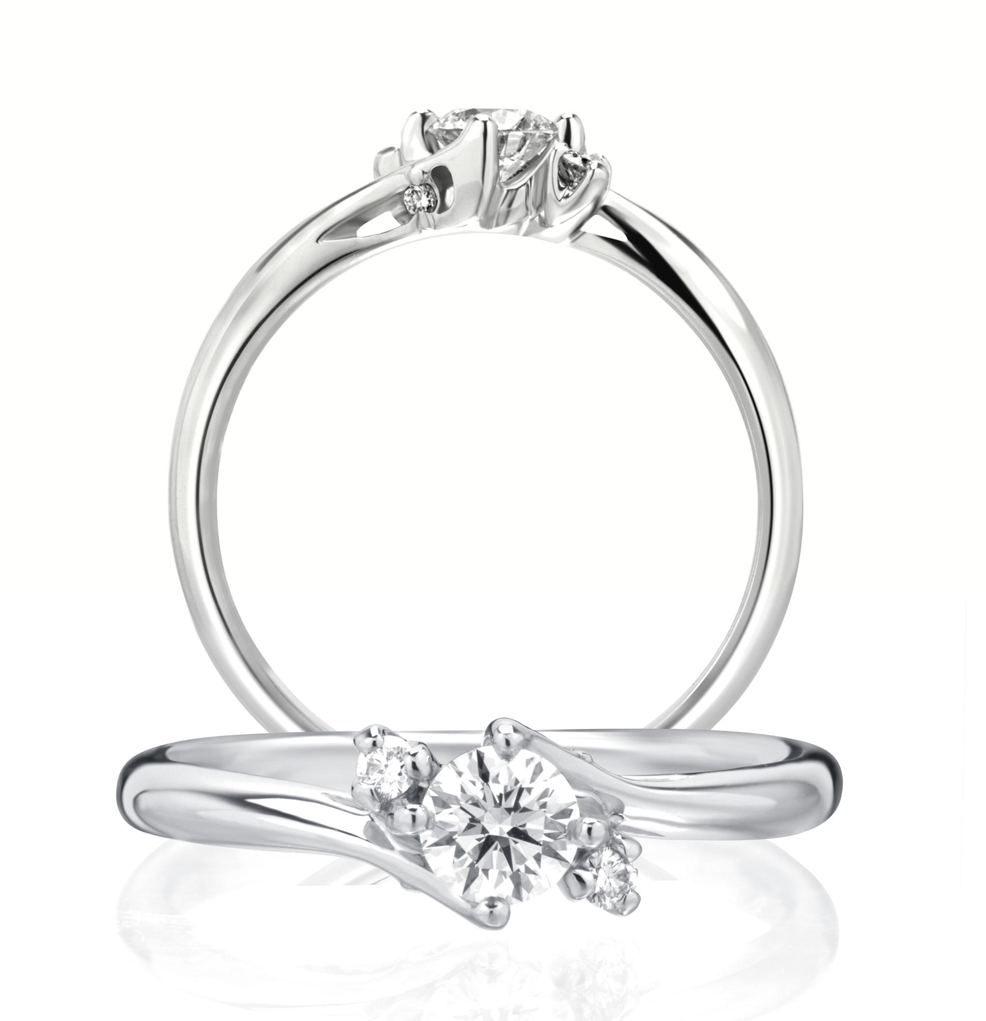 セントロフェリシタ新作婚約指輪「アワークローゼ」