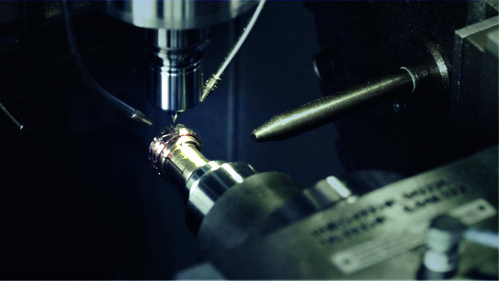マイスター結婚指輪鍛造製法