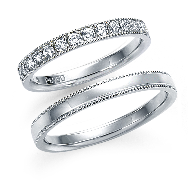 モニッケンダム結婚指輪1位