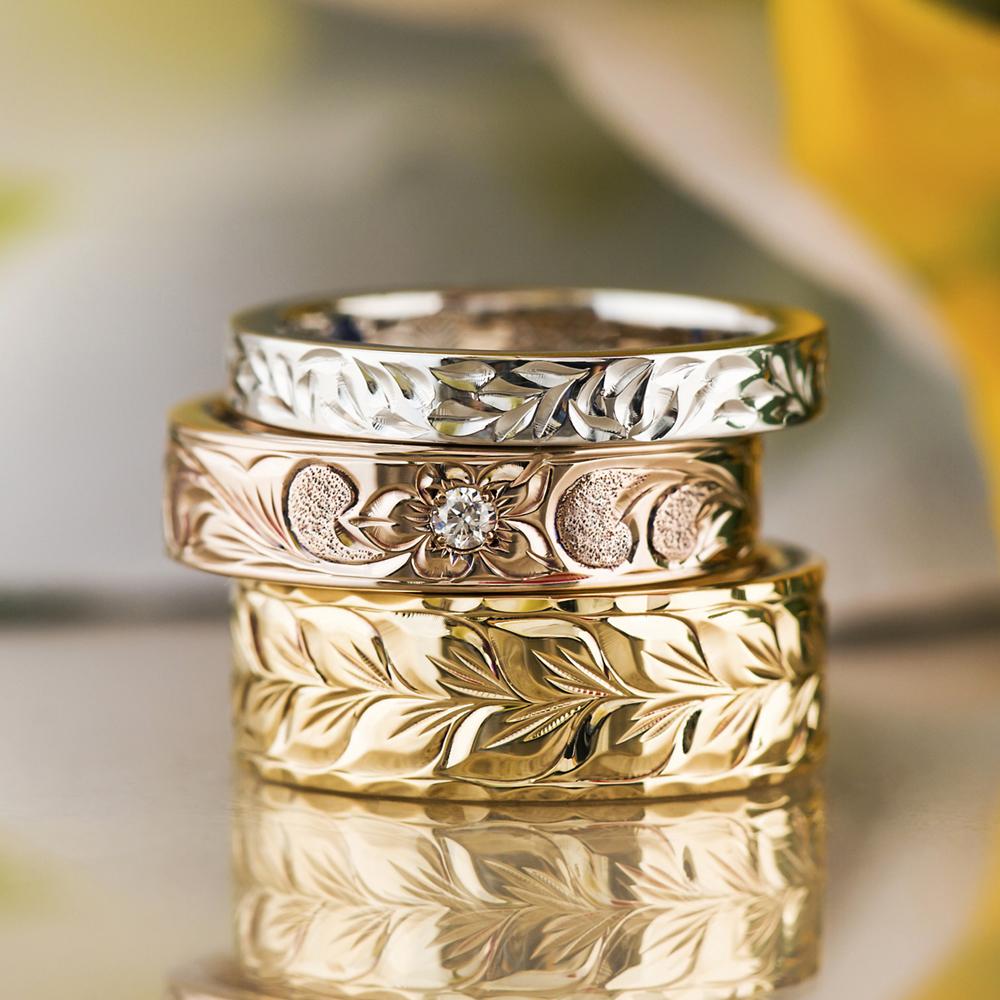 マカナ結婚指輪・婚約指輪ご成約特典