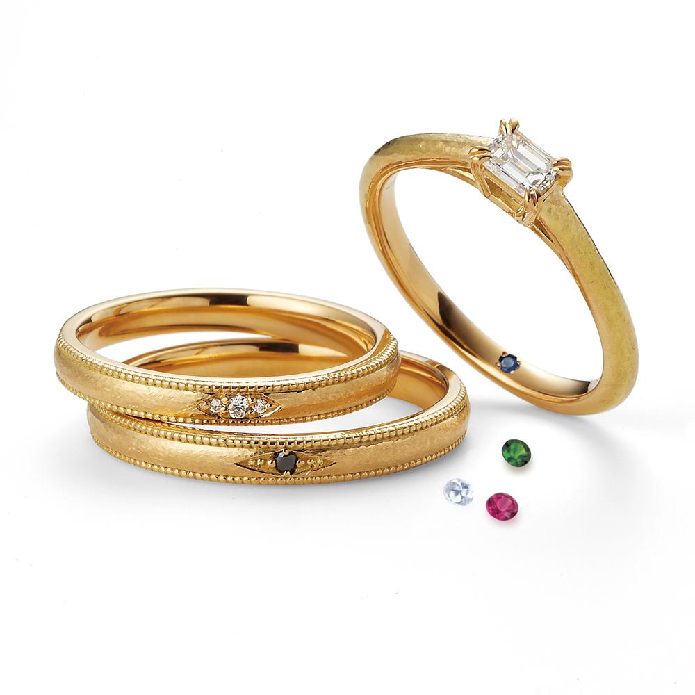 オレッキオ結婚指輪・婚約指輪ご成約特典