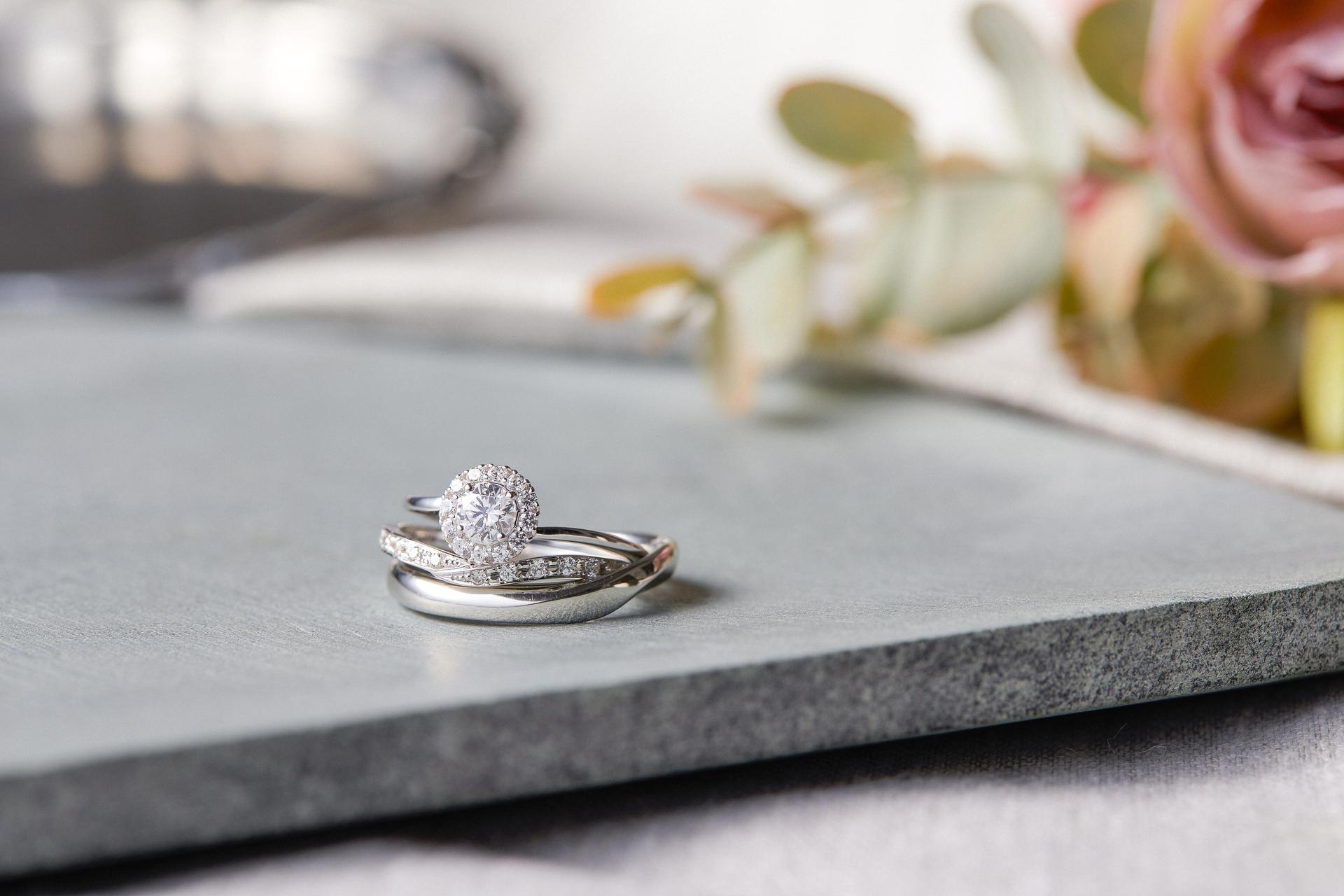 人気の結婚指輪仙台