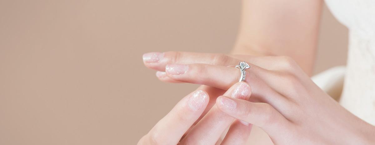 サイズ結婚指輪