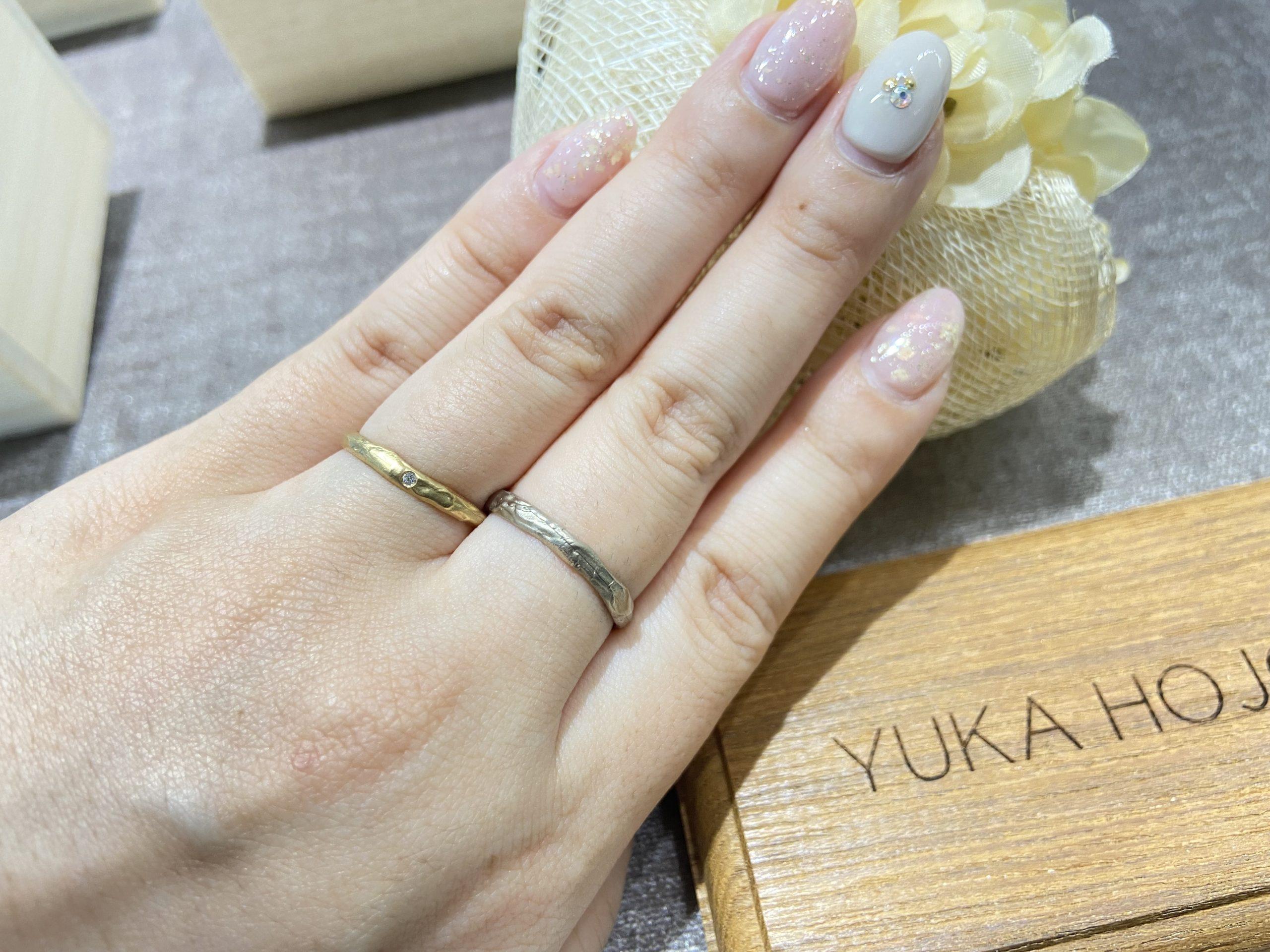 YUKAHOJO 結婚指輪